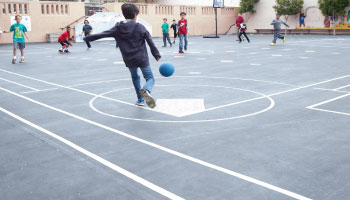 School Yards